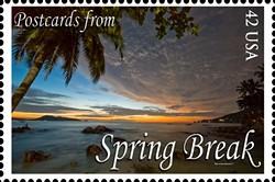 Yes, spring takes a break this week.