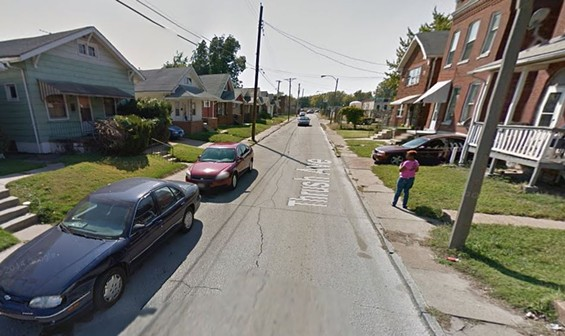 The 700 block of Thrush Avenue. - GOOGLE MAPS