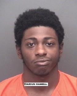 Darius Hamell, seventeen. - EVANSVILLE INDIANA POLICE