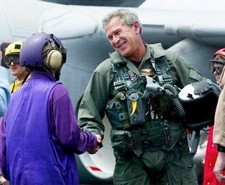 Let's hear it one more time for President Bush's tax-stimulus package!