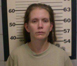 Amy Zielinski, a 34-year-old from Granite City, has been charged with armed robbery