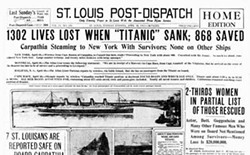 Somehow this image of the Post-Dispatch seems to work the best for this post.