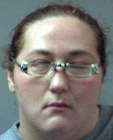 Rebecca Sue Russell got 10 years in prison yesterday