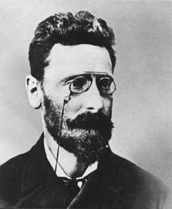 Don't be confused by his professorial looks, Pulitzer was a brawler.