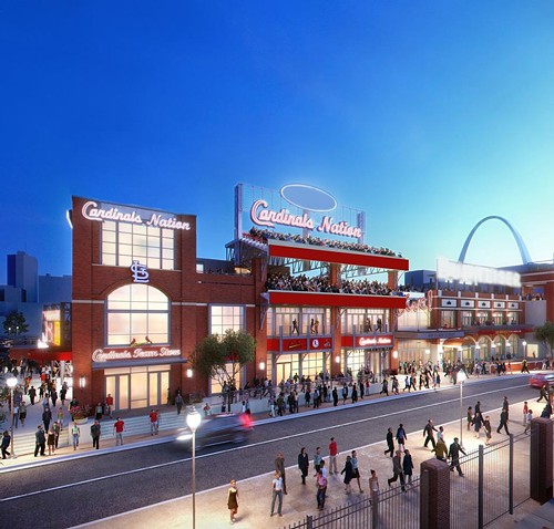 Ballpark Village will hold a grand opening March 27. - BALLPARK VILLAGE