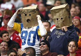 Are R.A.M.S. fans ready for another Really Awful Miserable Season? - IMAGE VIA