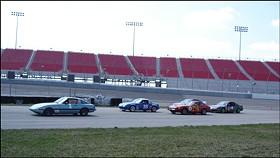 The Gateway Raceway in happier days. - IMAGE VIA