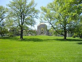 Save the Oak Grove Mausoleum! - IMAGE COURTESY OF MISSOURI PRESERVATION