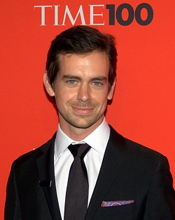 Jack Dorsey, a founder at Twitter and Square. - DAVID_SHANKBONE ON FLICKR