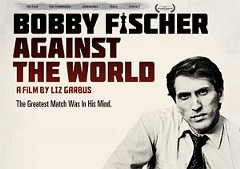 Liz Garbus' documentary, Bobby Fischer Against the World, made its premiere at the Tivoli Theatre last night.