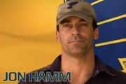 Jon Hamm approves of this team's play. Also, I just thought a picture of Jon Hamm might be kind of nice here. (swoon)