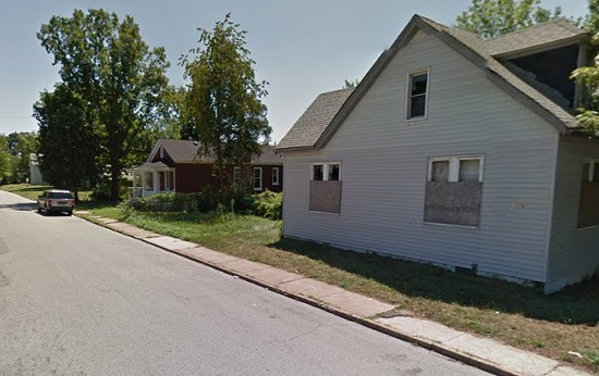 Switzer Avenue. - VIA GOOGLE MAPS