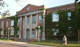 Violette Hall, home of Truman's education department - IMAGE VIA
