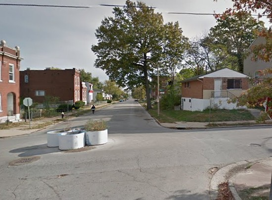 John Avenue in College Hill. - VIA GOOGLE MAPS