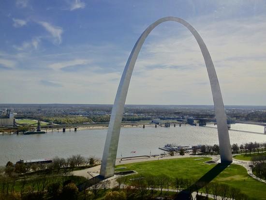 St. Louis is a hidden gem -- he got that part right. - JPHOESCH ON FLICKR