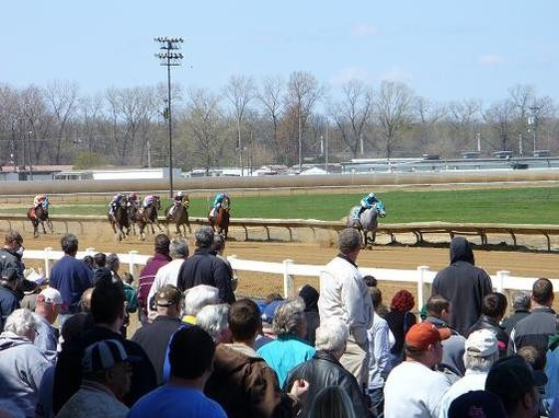 Thanks to a state labor dispute, Fairmount Park is racing toward a shortened 2010 season - PHOTO BY CHAD GARRISON