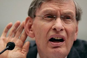Bud Selig, the man in charge of not only the draft, but all of baseball, in fact. Really inspires confidence, eh?