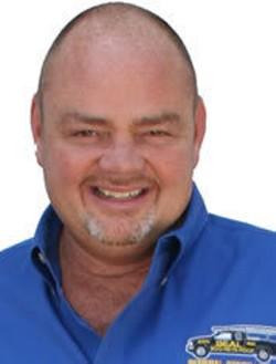 John Beal, another bald St. Louis favorite. - TWITTER