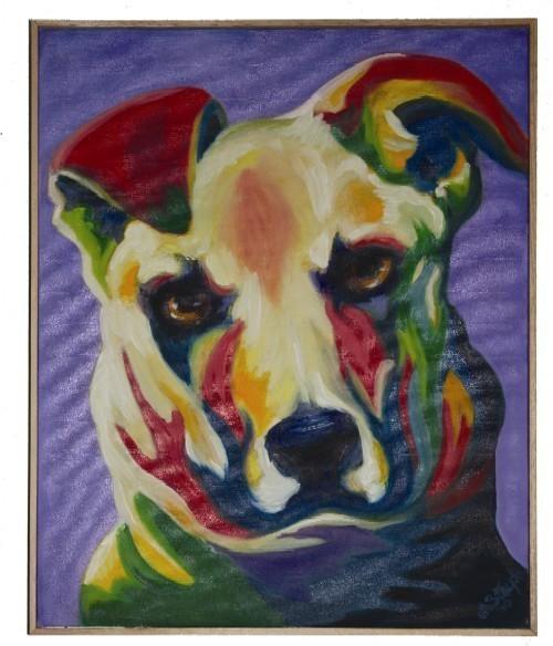 Hobo, from Saint Louis University Museum of Art's Urban Wanderers. - JUDY STEYH