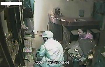 """Surveillance cameras """"captured"""" the looters on November 28. - COURTESY OF SLMPD"""