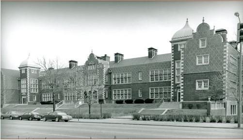Clark Elementary School - IMAGE VIA