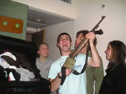 The second amendment just as the founding fathers envisioned - DANIELHG.BLOGSPOT.COM