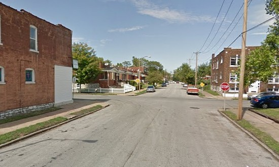 Kossuth Avenue. - VIA GOOGLE MAPS