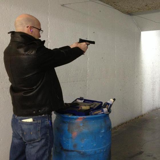 Casey Guernsey, Missouri legislator who pushed for the bill to block federal gun control. - VIA FACEBOOK