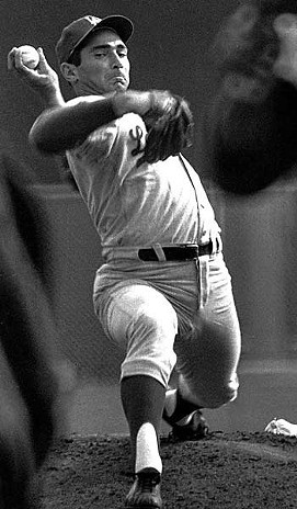 Koufax in his all too short prime.