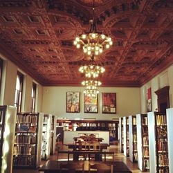 The refurbished Central Library. - VIA RFT