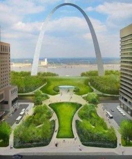 Should we raise local taxes to revitalize the Arch grounds?