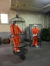 St. Louis is cool with BDSM cages, says Facility proprietor Joe Kriegesmann.