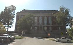 Missouri AG office as seen via Street View.