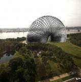 They didn't go for the Arch Slinky. Weird.