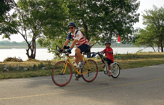 A new amendment could restrict bikes from state funding. - TRAILNET ON FLICKR