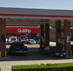 QuikTrip was accused before of price cutting.