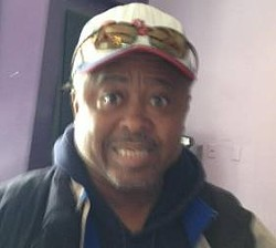 Police ask for information about this man, suspected of selling counterfeit tickets. - ST. LOUIS METROPOLITAN POLICE
