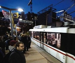 MetroLink. - VIA