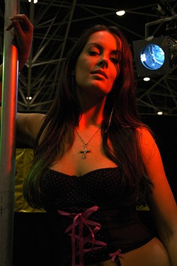 Strippers on the East Side are suing over their wages. - ELECTRICNERVE VIA FLICKR