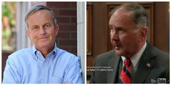"The real Todd Akin and the ""congressman"" from Law & Order SVU."