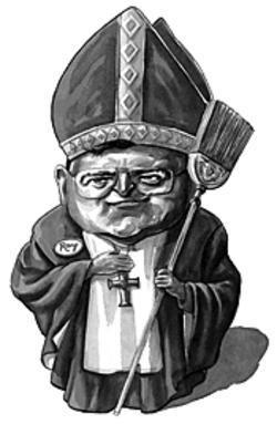 Rev. Raymond Burke - JAY BEVENOUR