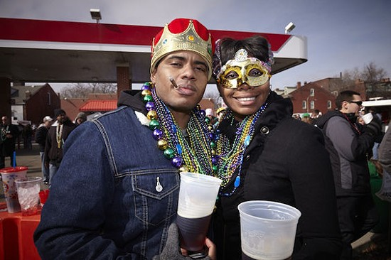 Mardis Gras in St. Louis: Time to party!
