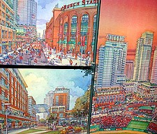 Renderings of the elusive Ballpark Village - STLOUIS.CARDINALS.MLB.COM