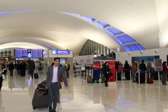 Lambert St. Louis Airport is getting a new roof. - LAMBERT ST. LOUIS AIRPORT