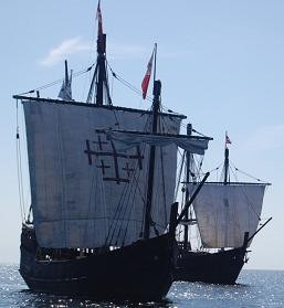 Get your Columbus Day started early. - THENINA.COM