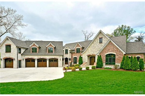 Chris Carpenter's west-county home is up for sale, too. - REALTOR.COM