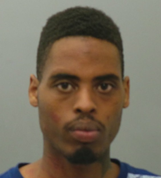 Jeffrey L. Williams' booking photo. - ST. LOUIS COUNTY PD