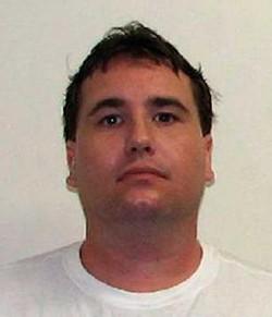 Scott Moore: Guilty in 2009 baseball-bat murder. - GRANITE CITY POLICE
