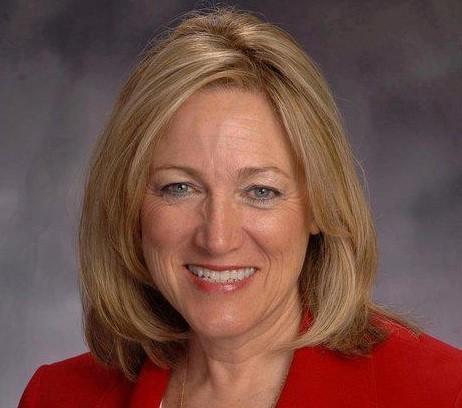 Rep. Jeanie Riddle, the bill's sponsor. - VIA