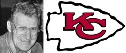 The Chiefs really broke Sam Lickteig's heart. - IMAGE VIA